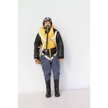 Picture of WWII German Luftwaffe RC Pilot Figure 1/7 - 1/8 Scale