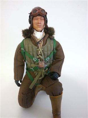 Picture of WWII Japanese RC Pilot Figure 2