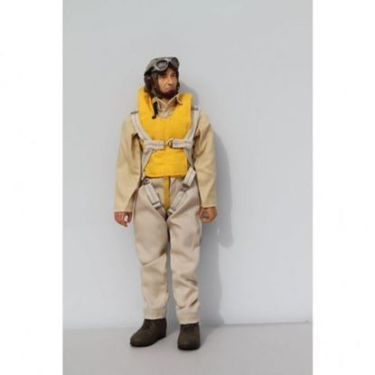 Picture of WWII US Navy RC Pilot Figure 1/7 - 1/8 Scale