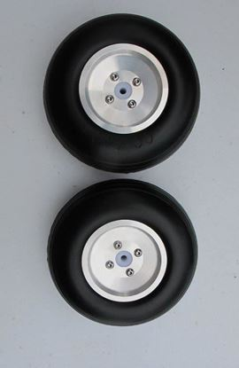 Alloy Wheels - 3 inch