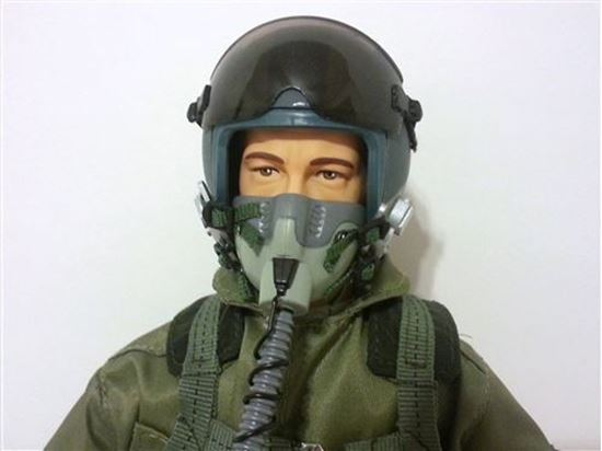 Picture of 1/4.5 ~ 1/4 Modern Jet RC Pilot Figure