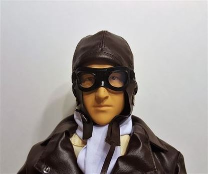 Picture of 1930'3 Era RC Pilot Figure 1/3 scale