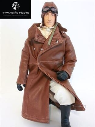 Picture of WWI American / British RC Pilot Figure 1/4 scale