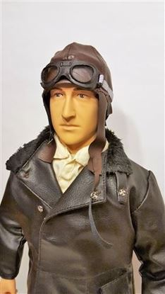 Picture of WWI German RC Pilot Figure 1/3 scale