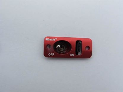 Single Switch - Red